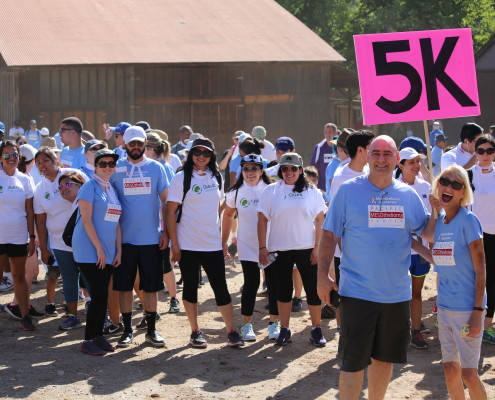 Pacific Mesothelioma Center - 4th Annual 5K Walk for Meso