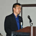 Raymond Wong Leads Symposium Talk on Mesothelioma Stem Cell Research