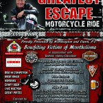 2nd Annual 'The Greatest Escape' Motorcycle Rally for Mesothelioma